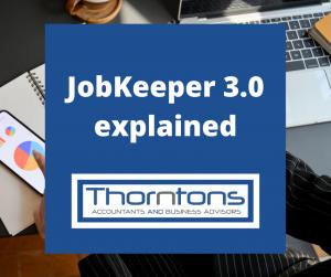 JobKeeper 3.0 explained